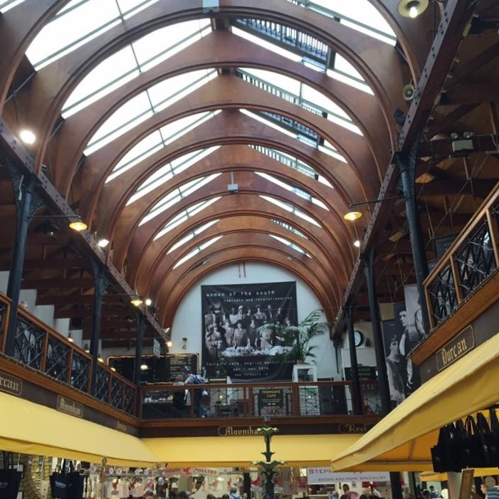 English Market, Cork, Ireland by Kevin Nansett for The Doubtful Traveller