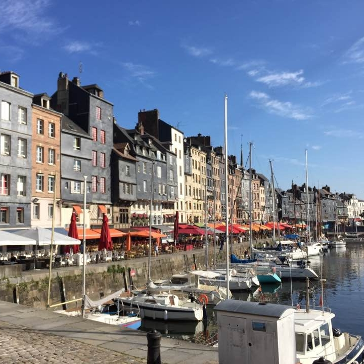 Honfleur, France by Kevin Nansett for The Doubtful Traveller