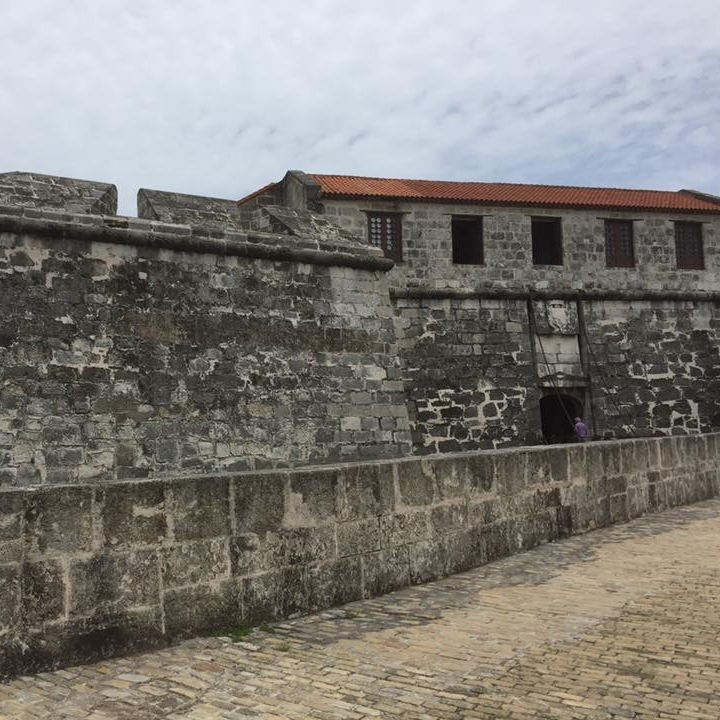 Castillo San Salvador de la Punta, Havana by Kevin Nansett for The Doubtful Traveller