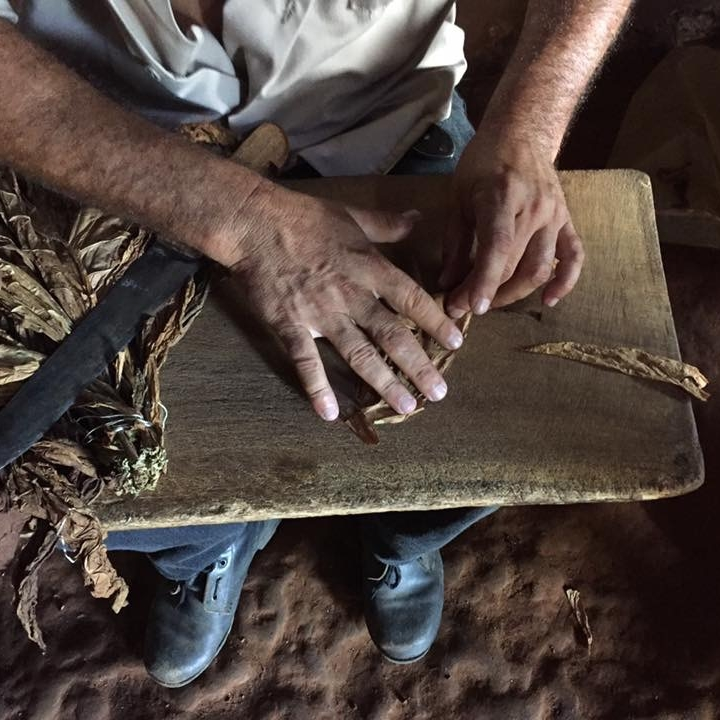 Cigar making in Havana by Kevin Nansett for The Doubtful Traveller
