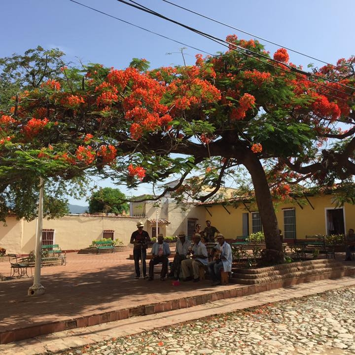 Side trip: Trinidad, Cuba by Kevin Nansett for The Doubtful Traveller
