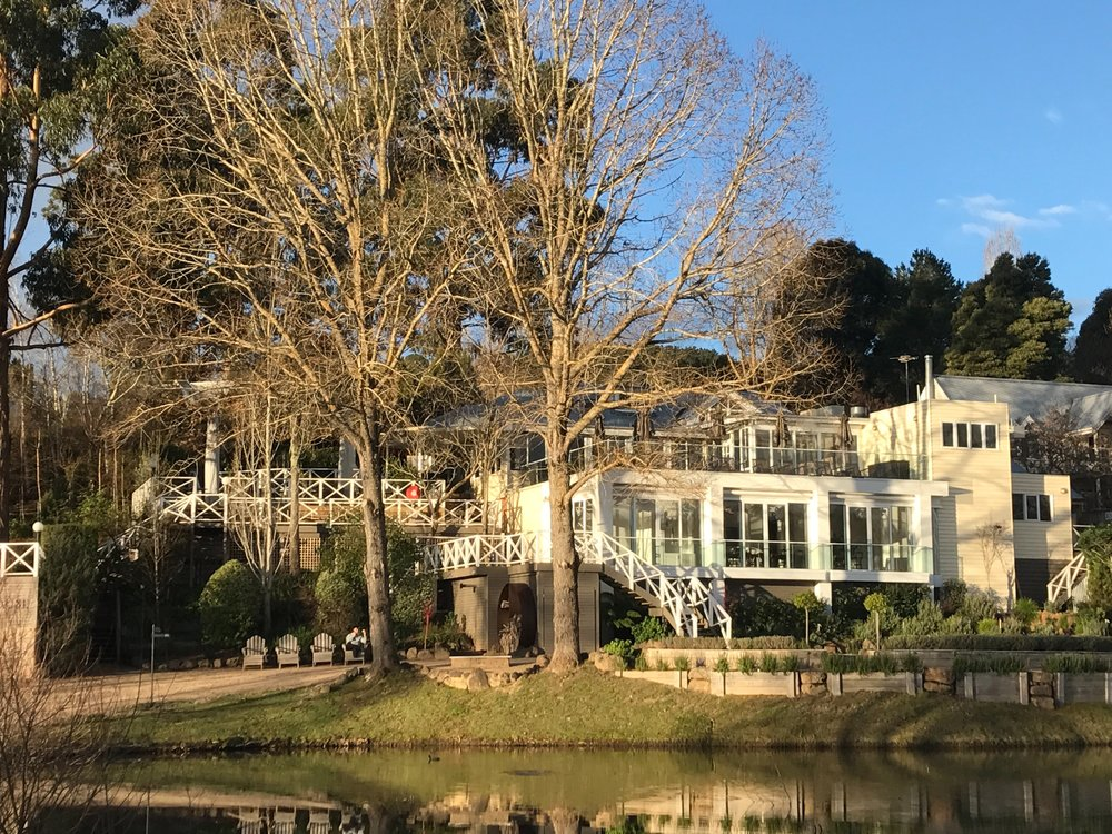 Side trip from Melbourne: The Lakehouse, Daylesford, by The Doubtful Traveller