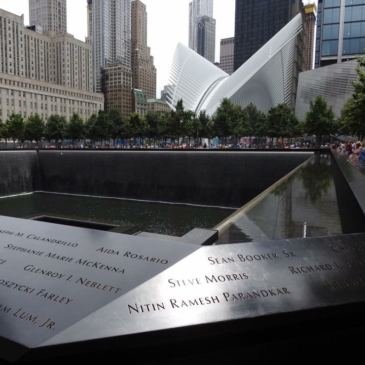 Copy of World Trade Center Memorial, New York by Kevin Nansett for The Doubtful Traveller