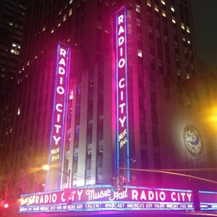 Copy of Radio City Music Hall, New York by Kevin Nansett for The Doubtful Traveller