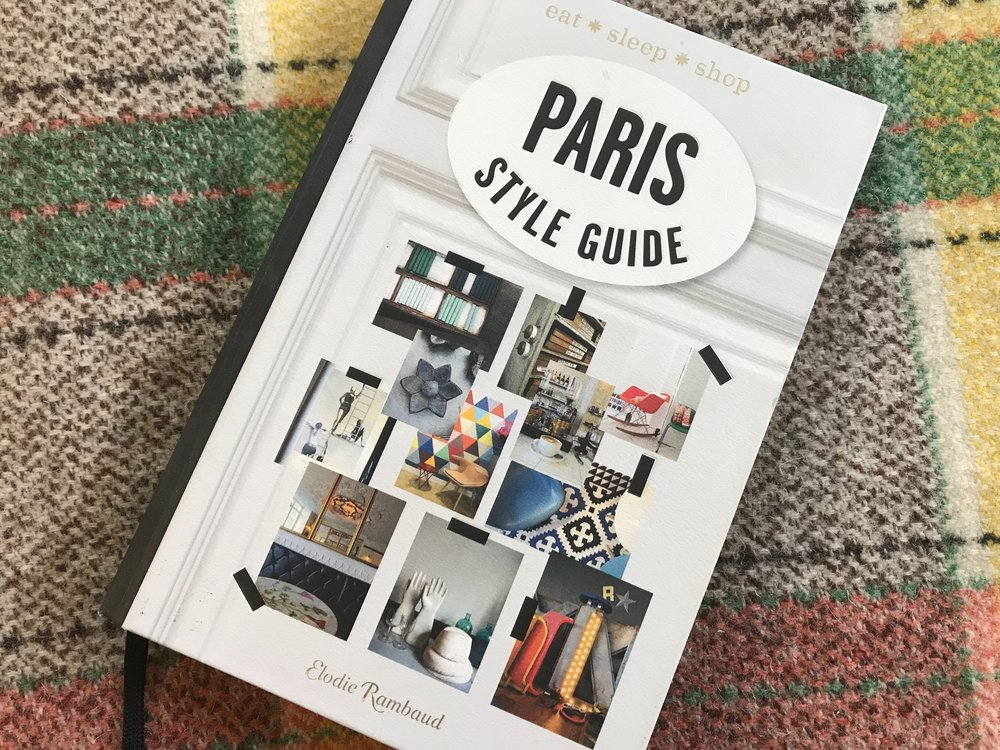 Paris - 'Paris Style Guide' by Elodie Rambaud will have you exploring the unknown and unusual corners of Paris with her great recommendations for places to eat, shop and relax. Organised by arrondissement, it's easy to find places near your hotel or Airbnb. Read more about Paris here.Buy this book.