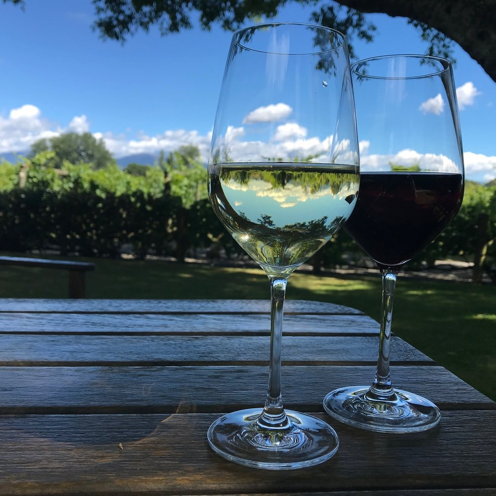 Neudorf Vineyards, Moutere Valley, Nelson. The Doubtful Traveller