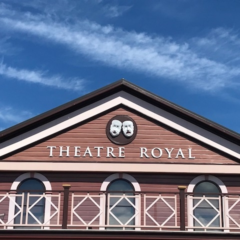 Theatre Royal, Nelson. The Doubtful Traveller