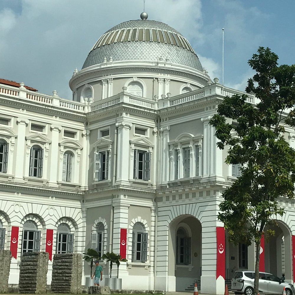 National Museum of Singapore by The Doubtful Traveller