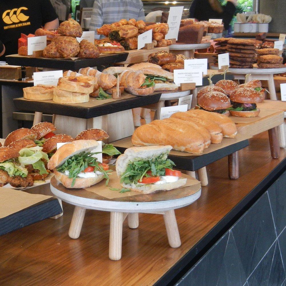Gail's Artisan Bakery, London. The Doubtful Traveller