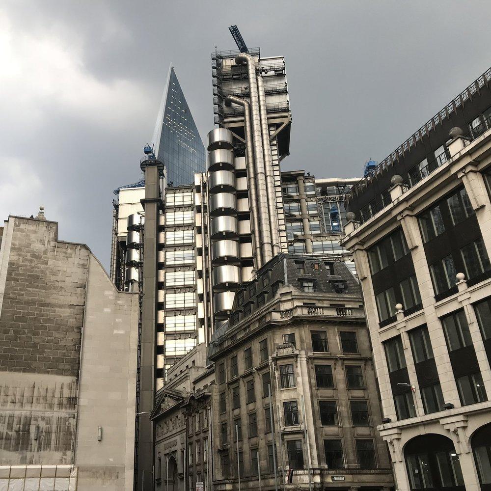 Lloyd's of London The Doubtful Traveller