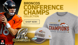 Click here to shop official Broncos Gear