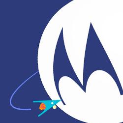 Motorola Em Doodle
