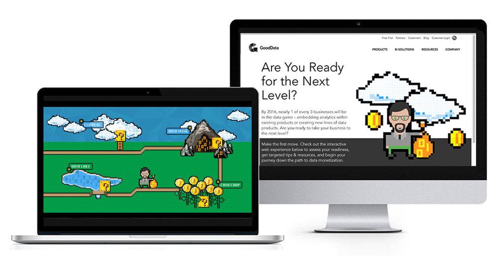 GoodData Integrated Campaign Dataland for Independent Software Vendors (ISVs)