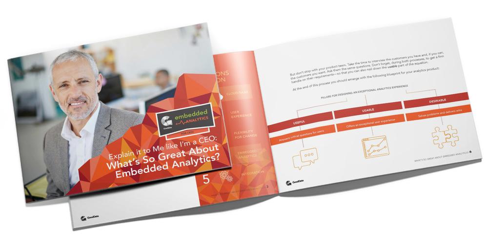 GoodData Integrated Campaign Dataland for Independent Software Vendors (ISVs) ebook