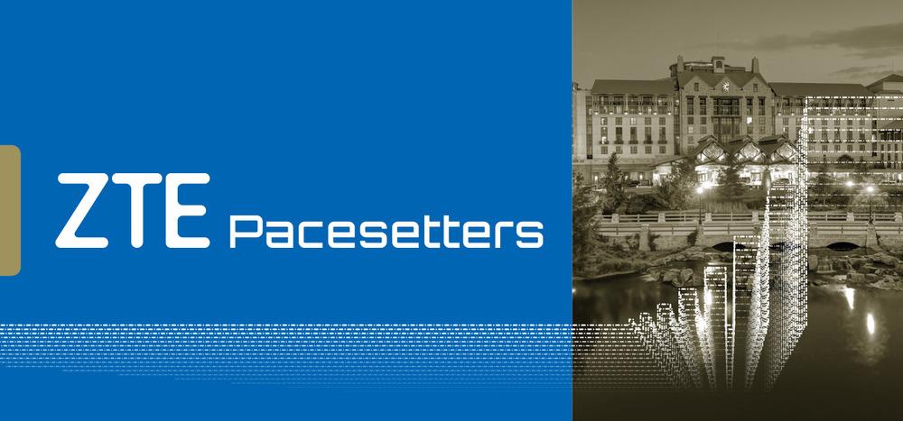 ZTE Pacesetters Partner Program Strategic Framework Creative Theme