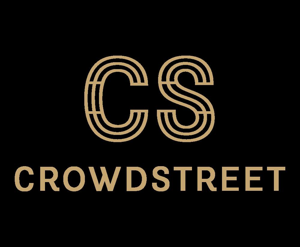 CrowdStreet Logo Build Wealth