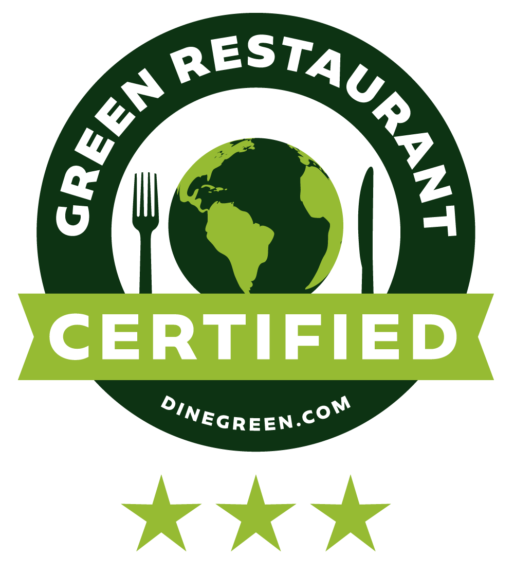 Dine Green at50 Burger! -