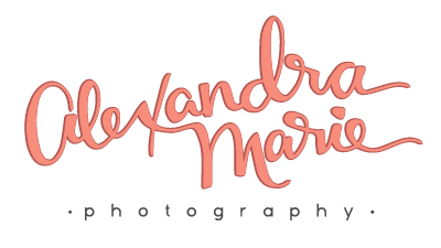 Many of our beautiful photographs are taken by Alex at Alexandra Marie Photography.