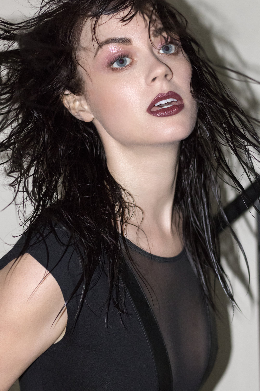 Photo, hair, makeup done by Kristen Arnett