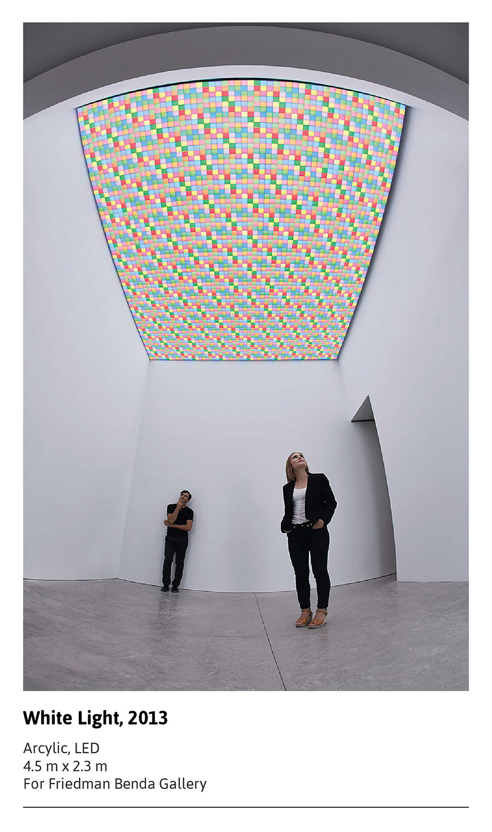 6f6dd73ea970 WHITE LIGHT — PAUL COCKSEDGE STUDIO