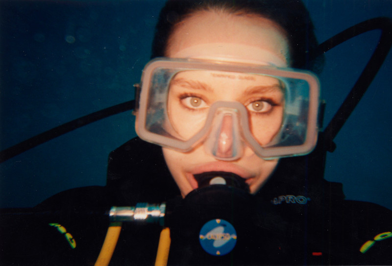 I'm a certified open water diver.
