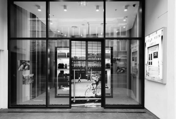 J. W. Anderson Workshops, Shoreditch, London