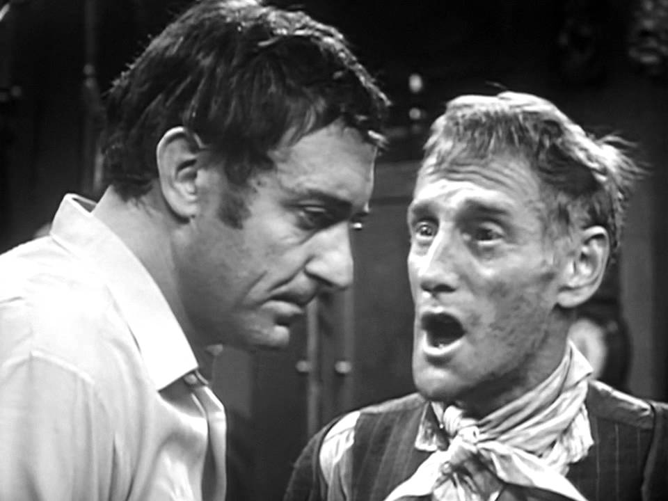 Harry H. Corbett & Wilfred Brambell, Steptoe & Son ©BBC