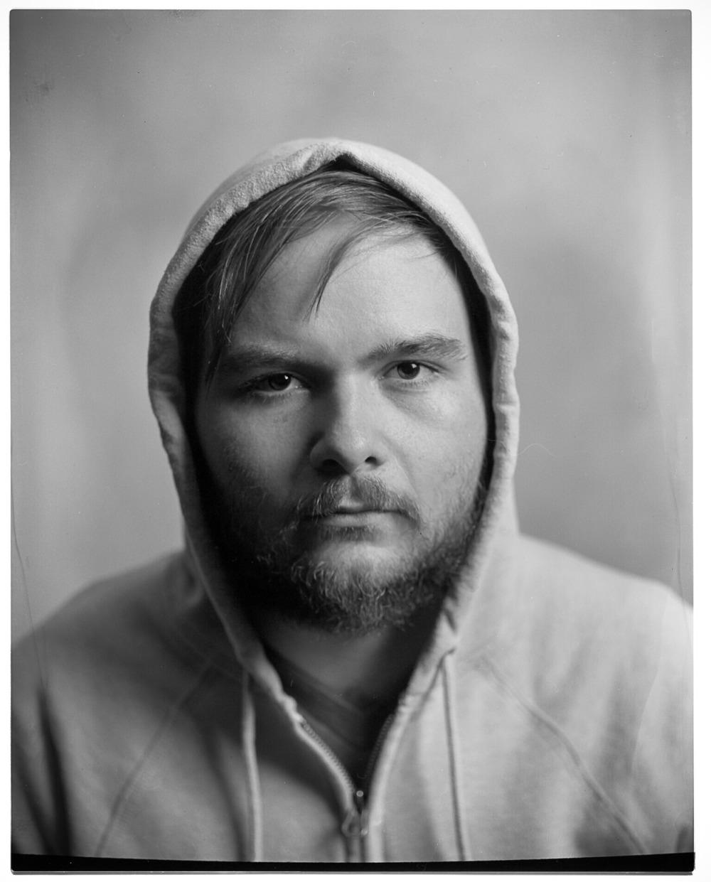 Nathan Kane | 4x5 Portrait