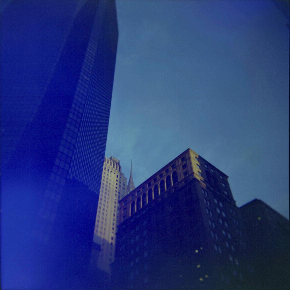 New York, Spring 2012