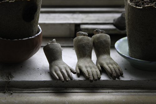 Ruth's hands  (by  ericarhiannon )