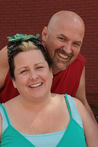 "Ypsi Project; Colleen O'Brien and Rob Kesserling  (by  jami.carlson )   Jami met with Colleen and Rob during our Ypsi Project event at Bombadill's last summer. Here's what they wrote in the YP notebook;  ""We both live in Ypsi & work here too! You can find us at our counseling office in the Depot town carriage house or drinking coffee somewhere downtown.""  More info on their counseling can be found at  Blue Dog Counseling  and   Rivers Bend Counseling .  I didn't have the pleasure of meeting them, but they sure have kind faces and great smiles!"