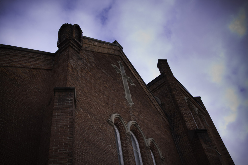 Saint Luke's Episcopal Church on Huron St.