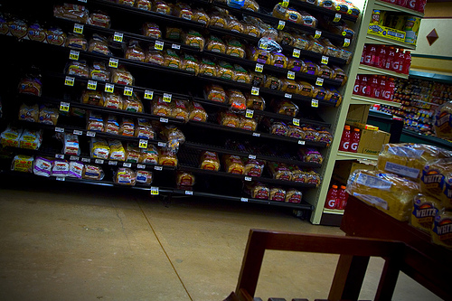 Ypsi Project : Bread Aisle (via  ericarhiannon )