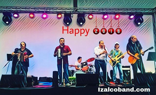 Happy New Year #izalcoholics ♥  Looking forward seeing you on the dance floor!  #newyear #party #fiesta #izalcoholics #fiestatime #ReyesDeLaJodarria #partykings #brisbane #australia