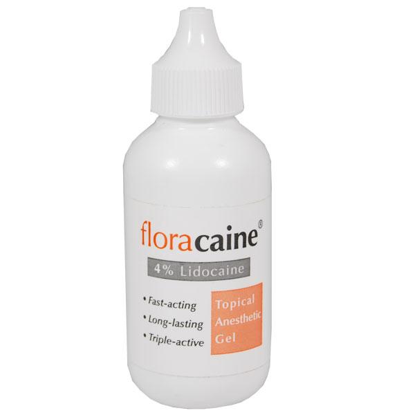 Flora-Caine Numbing Gel