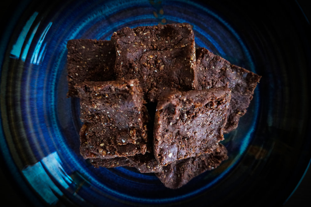 homemade protein bars chocolate fitfood