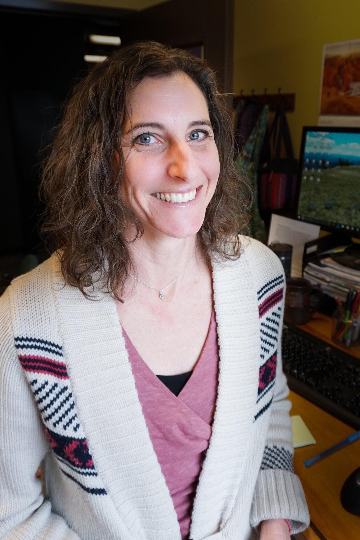 Darcie Warden, GYC's Montana Conservation Coordinator
