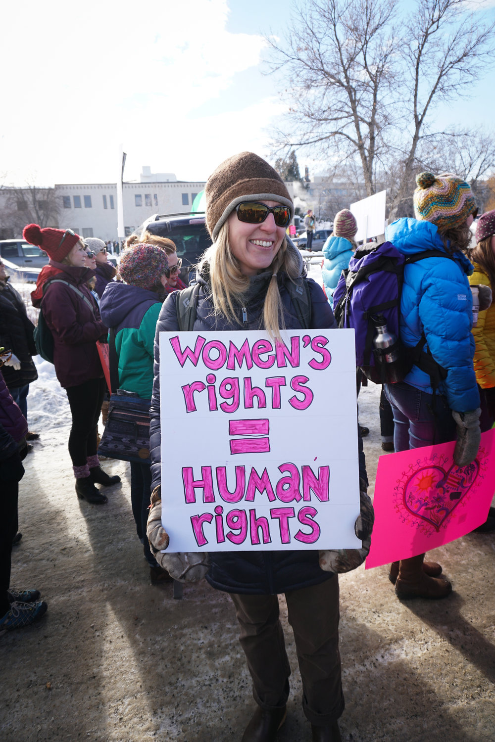 womens march womens rights human rights