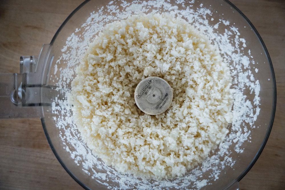 paleo and gluten free friendly rice and curry