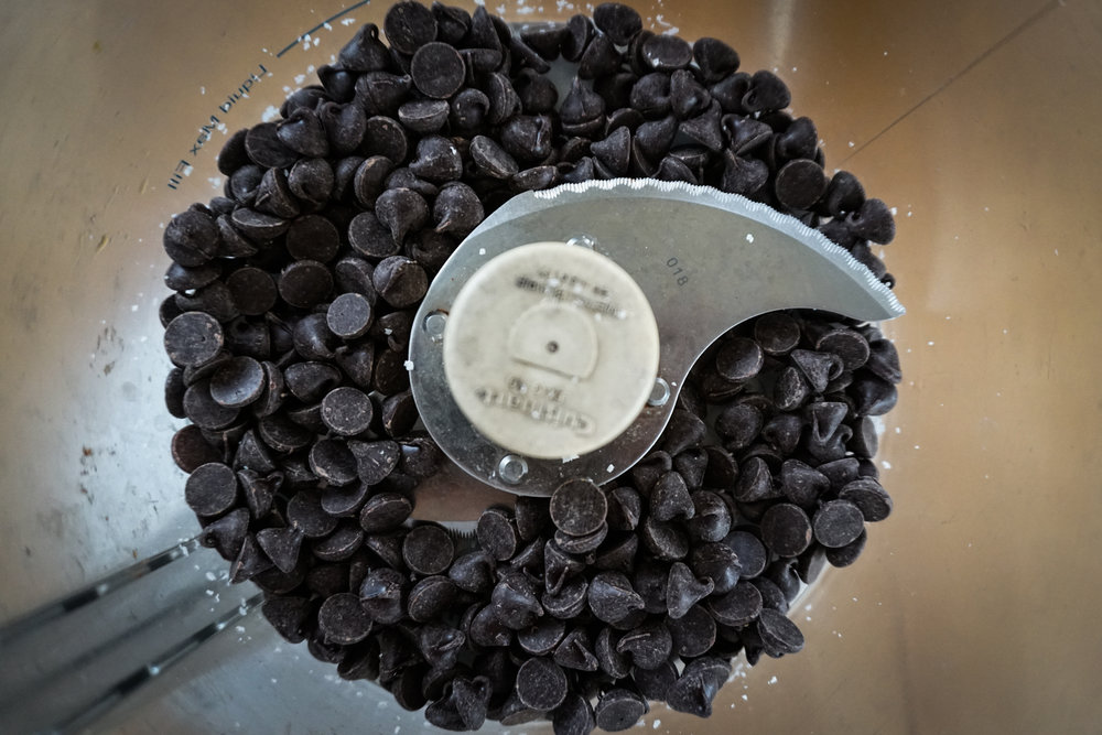 chocolate chips healthy recipe