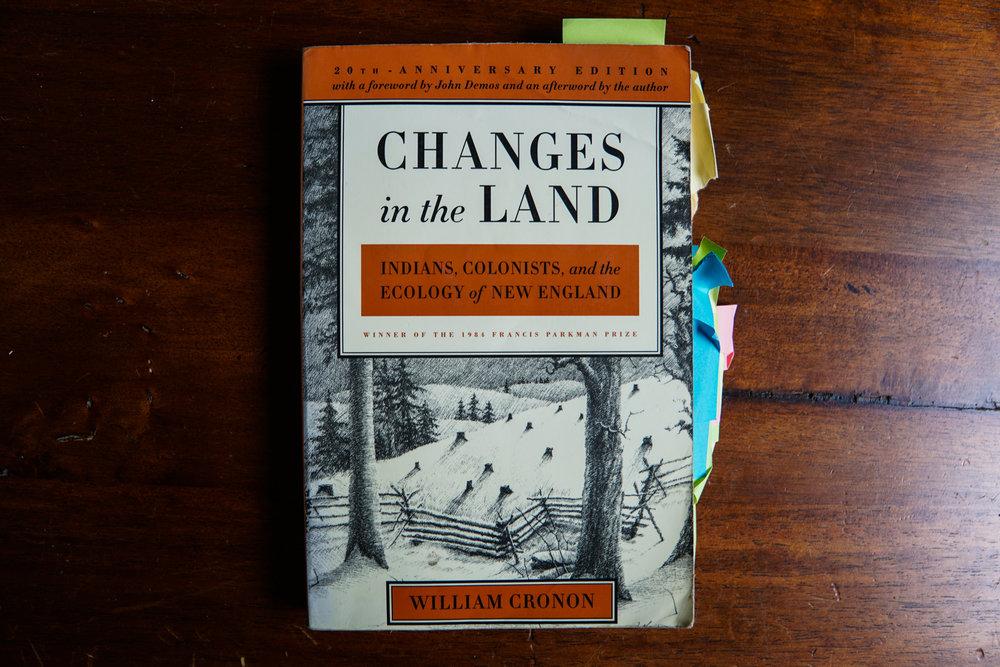 environmental history book