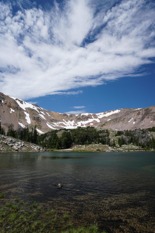 Alp Lake, Madison Mountains