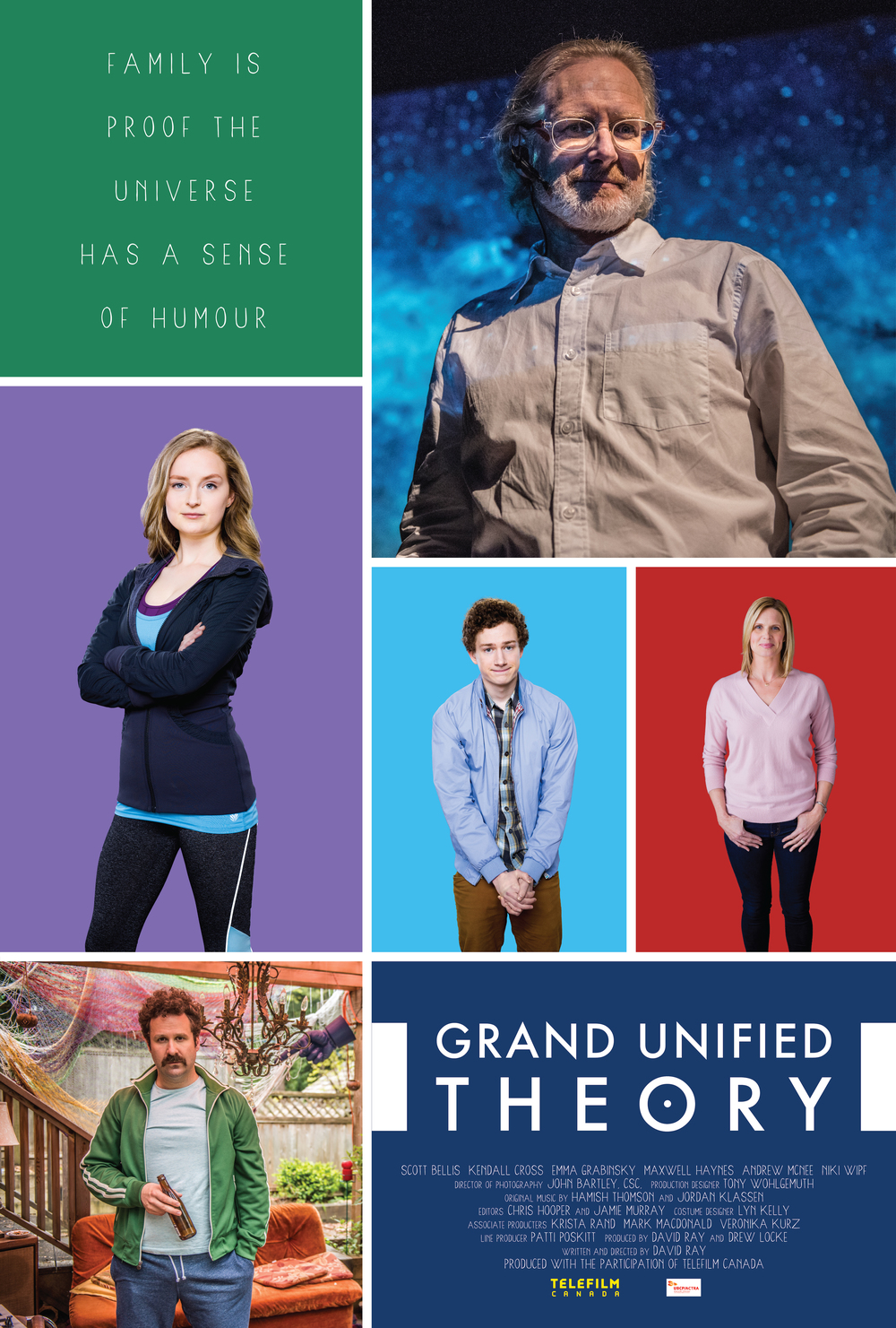 Grand Unified Theory Poster Two
