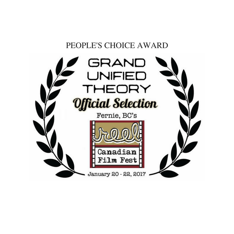 Reel Canadian Film Festival - January 20-22nd, 2017   WON AUDIENCE CHOICE AWARD