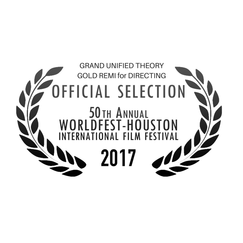 Worldfest Houston International Film Festival - April 21-30th, 2017   WON GOLD REMI FOR DIRECTING