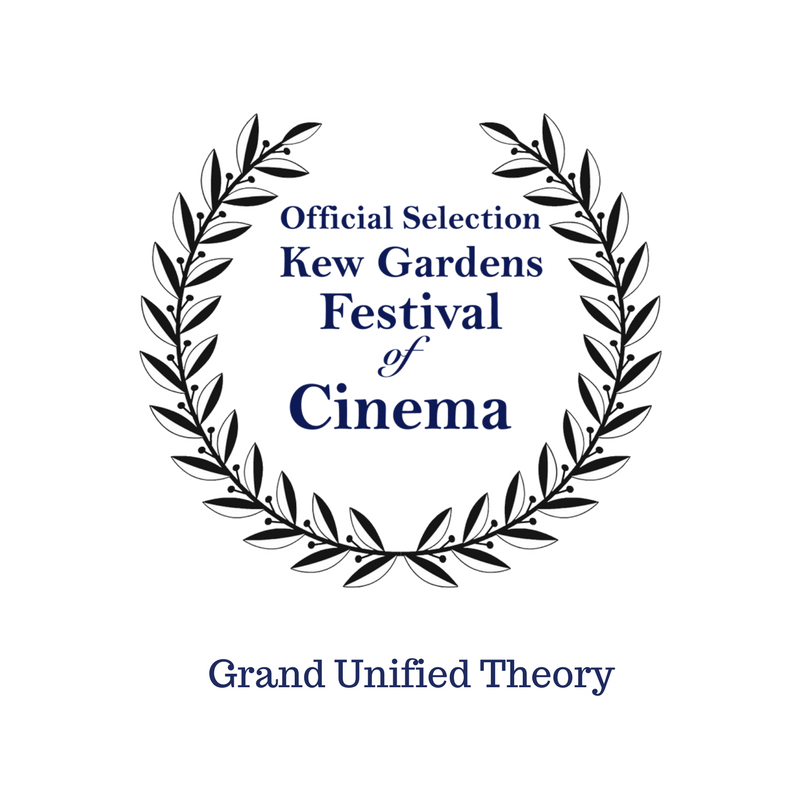 Kew Gardens Festival of Cinema August 4-13th, 2017  WON BEST SCREENPLAY