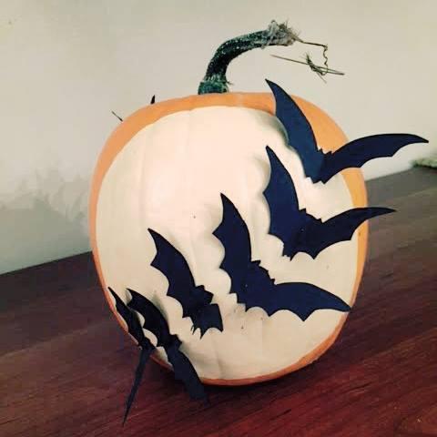 October 6th: Kid's Workshop -Bat-tastic Pumpkin - 4:30-6:00pm at the Hannibal Arts Council