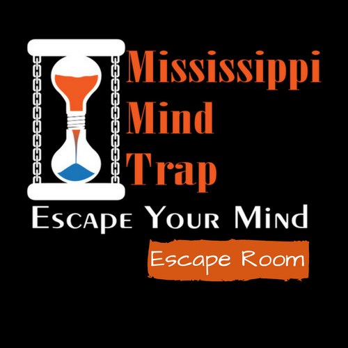 Feature: Mississippi Mind Trap - Schedule your appointment for a fun experience 'escaping' with friends and family!  Call (573) 221-3087 to book your room.