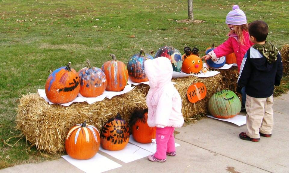 Pumpkins in the Park - Sunday, October 29th from 2-5pm. Join us for a Pumpkin Decorating Contest and Exhibit!