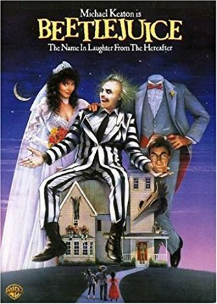Retro Movie Night: Beetlejuice - Tuesday, October 10th at 4pm & 7pm.